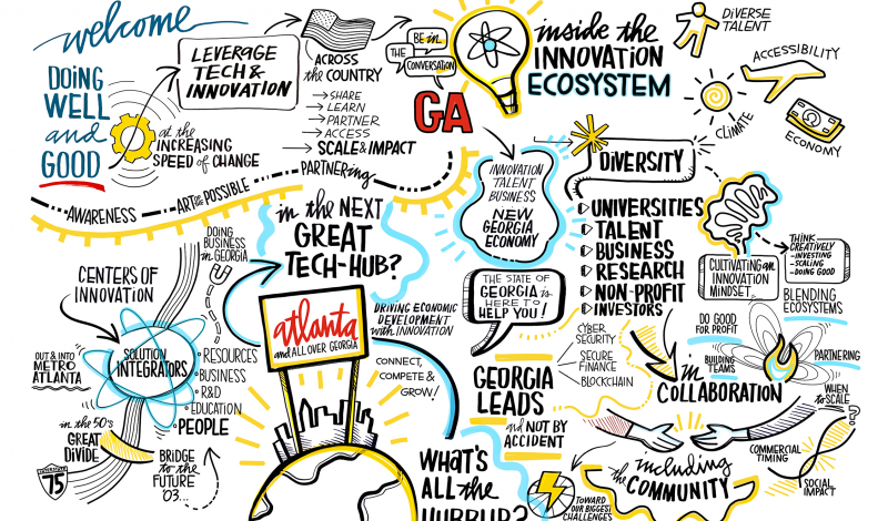 Atlanta as the next great tech hub