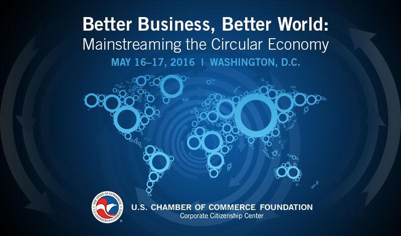 2016 Sustainability Forum   U S  Chamber of Commerce Foundation