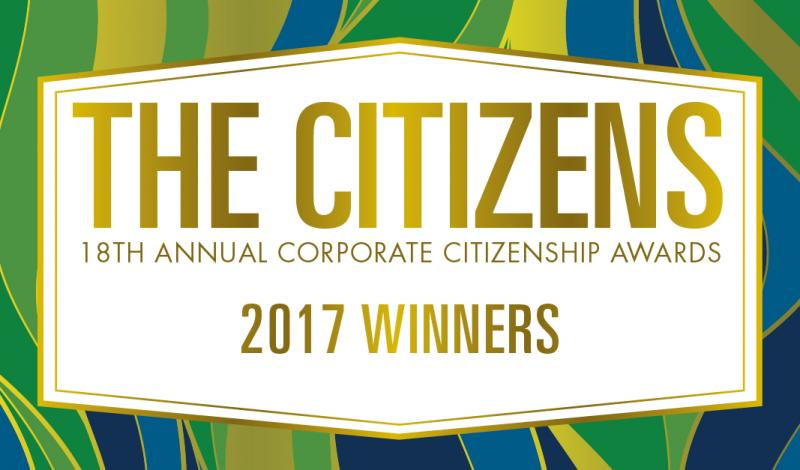 2017 Citizens Winners