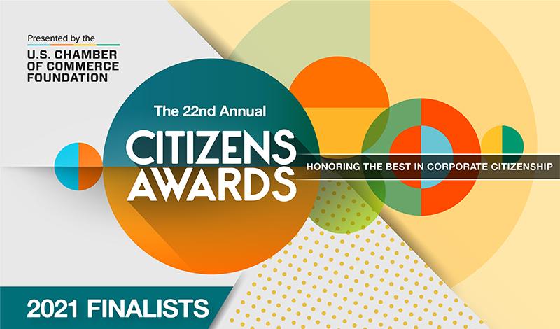Citizens Awards 2021 Finalists