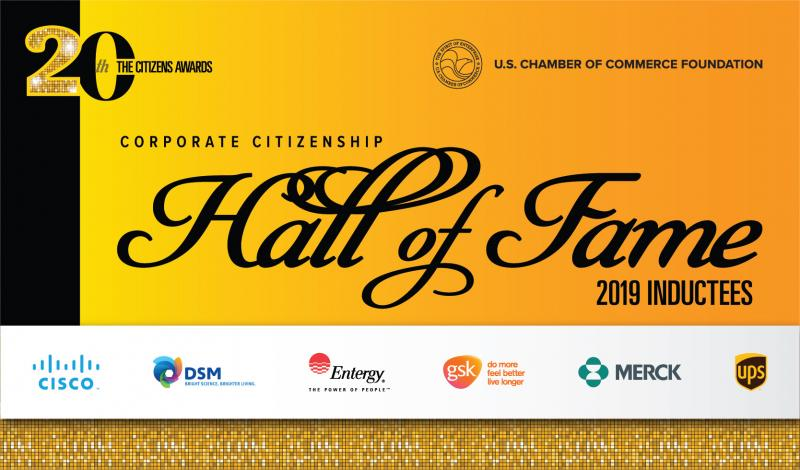Corporate Citizenship Hall of Fame