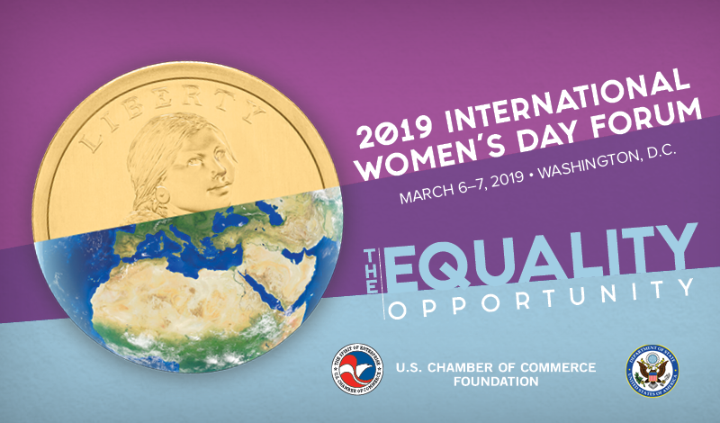 2019 International Women's Day Forum | U S  Chamber of Commerce