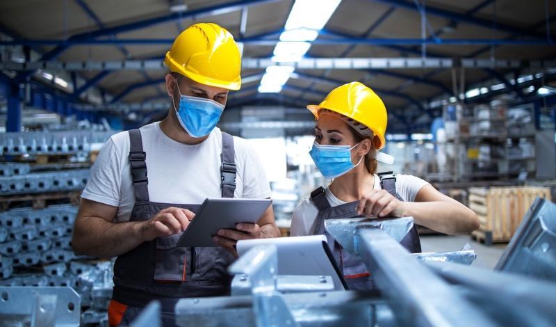 Capital Equipment Stock Photo