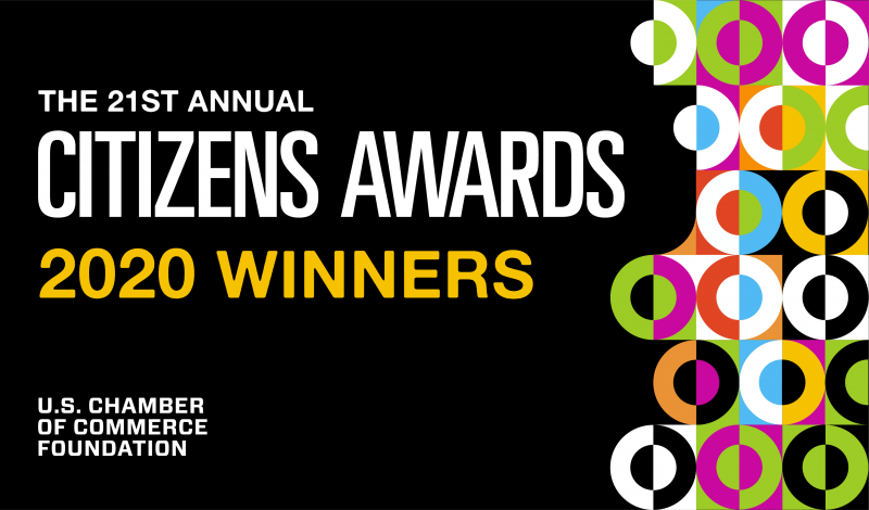 Citizens Awards winner