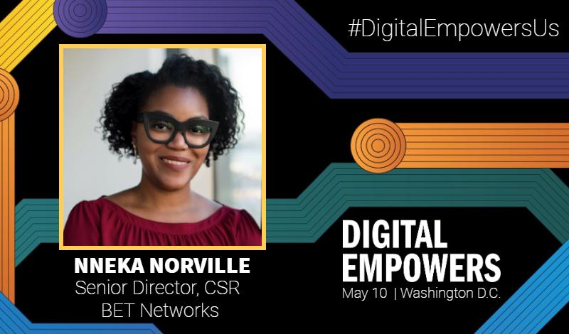 Nneka Norville Speaking