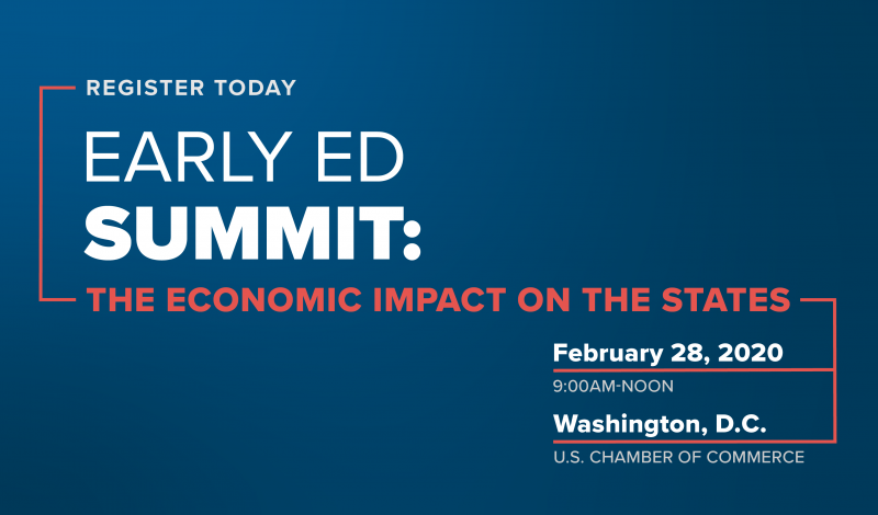 Register Today for the Early Ed Summit on February 28