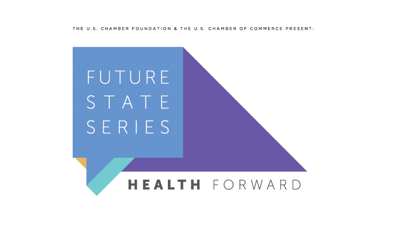 Future State Series Health Forward key graphic