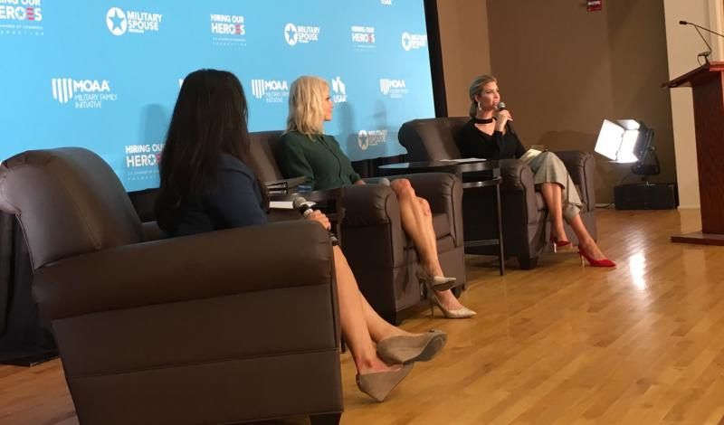National Focus on Military Spouse Careers Panel