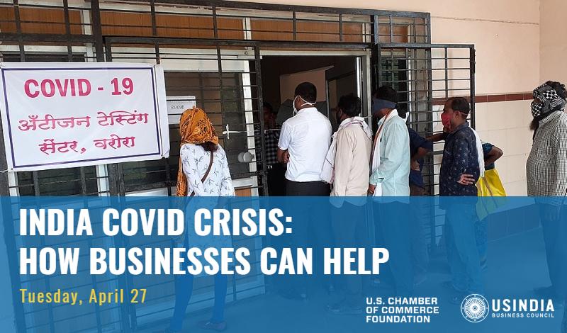 India Covid Crisis Coordination Call