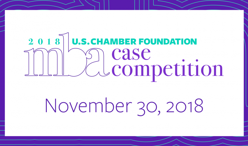 MBA Case Competition 2018
