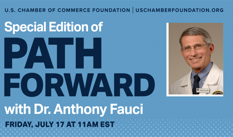 Path Forward: Dr. Anthony Fauci