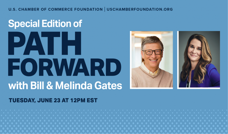 Path Forward: Bill and Melinda Gates