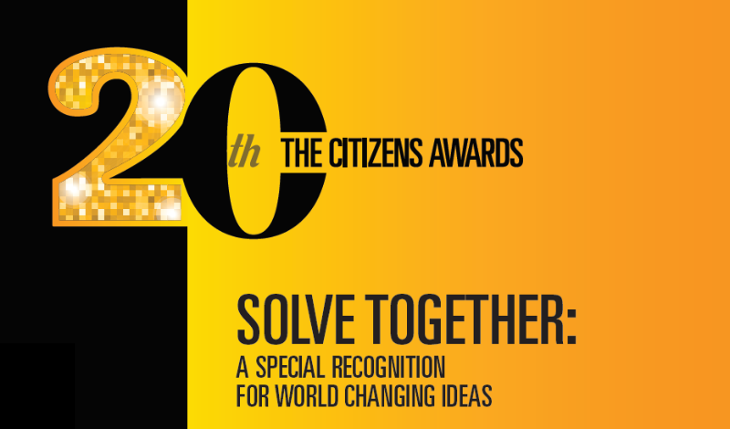 Citizens Awards Solve Together