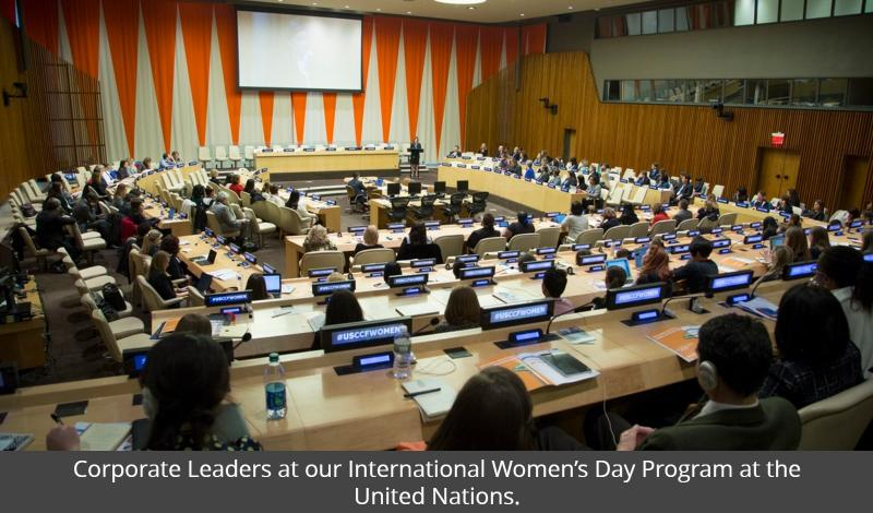 United Nations International Women's Day Event