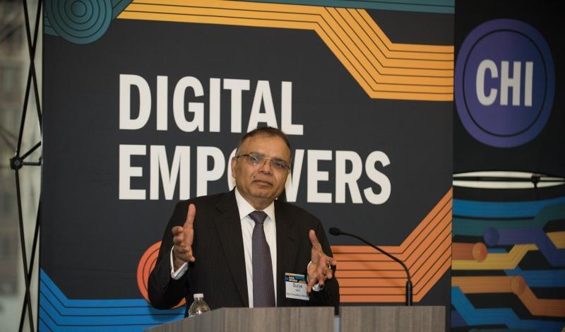 Surya Kant, TCS