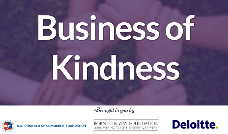 biz of kindness HP graphi