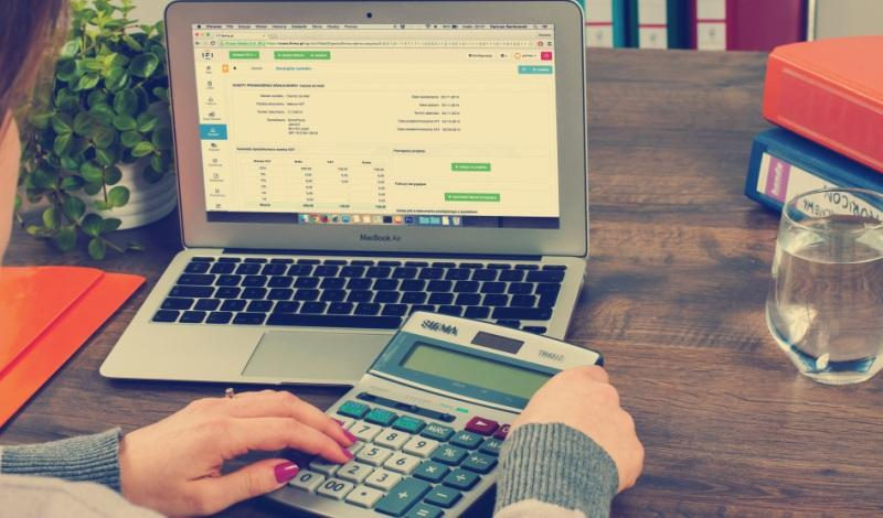 employee financial wellness stock photo