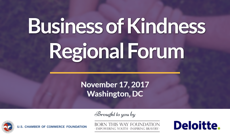 business of kindness regional forum