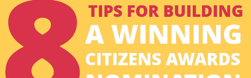Citizens blog post tips