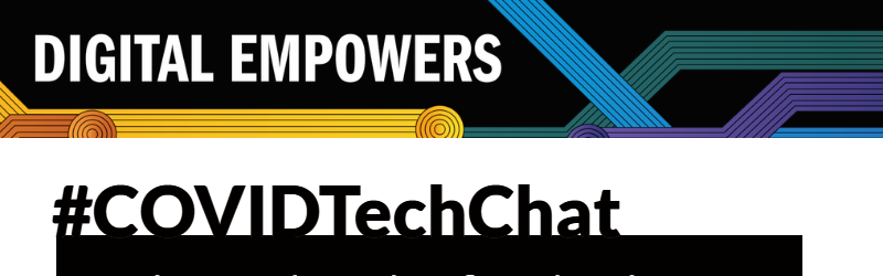 Digital Empowers Twitter Chat