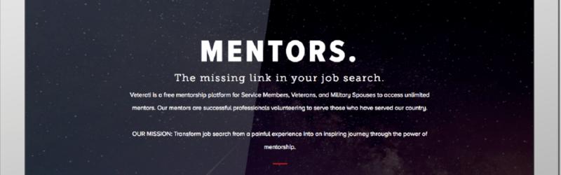 Veterati mentorship
