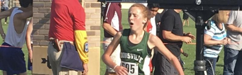 Bret Swanson's teenage daughter uses Information Technology to track and improve her performance as a competitive cross-country runner.