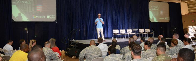 IT Employment Workshop at Hawaii Transition Summit