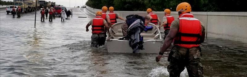 Hurricane Harvey iStock