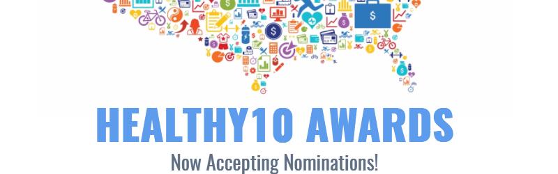 healthy10 awards