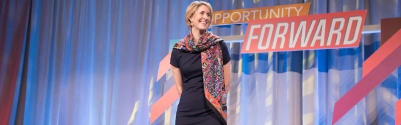 Valerie Keller speaking