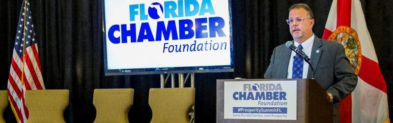 Tony Carvajal, FL Chamber Foundation