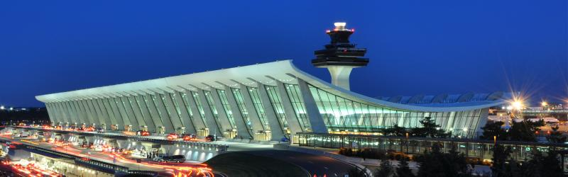 Dulles airport