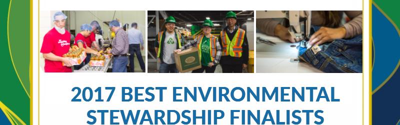 environmental stewardship citizens finalists