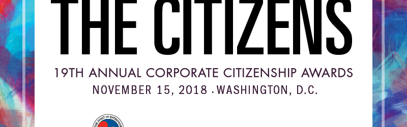 2018 Citizens Awards