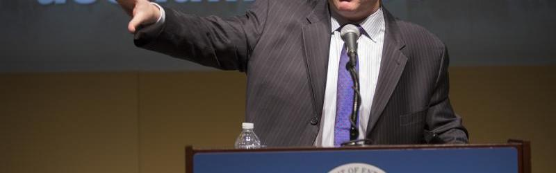 Former FTC Commissioner Joshua Wright