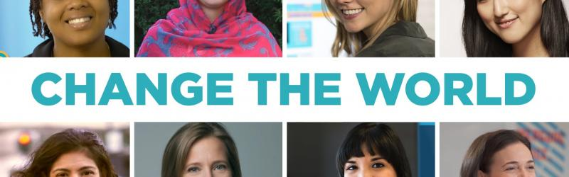 Change The World - Hour of Code 2015