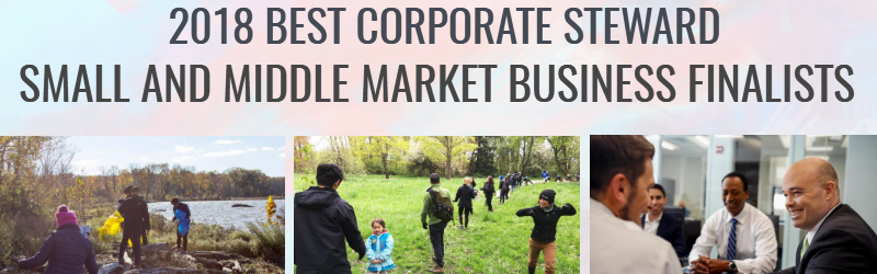 Small and Middle Market Business Finalists