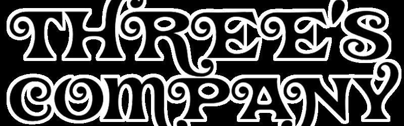 Three's Company Logo