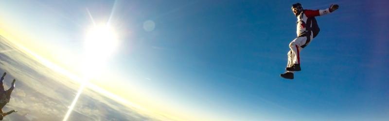 Veterati skydiving