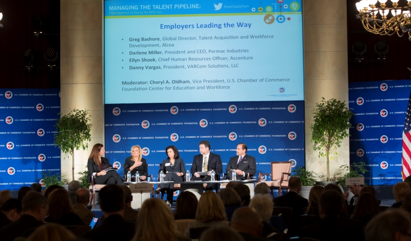 Managing the Talent Pipeline: Employer Strategies   U S
